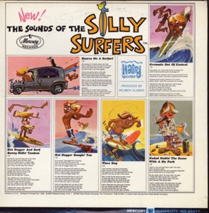 SILLY SURFERS 1963 A