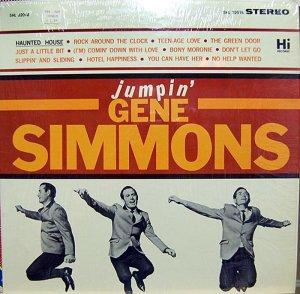 SIMMONS GENE 1964 A