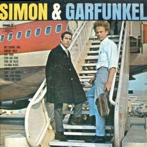 SIMON GARFUNKLE 1968 A