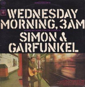 SIMON GARFUNKLE 1968 B