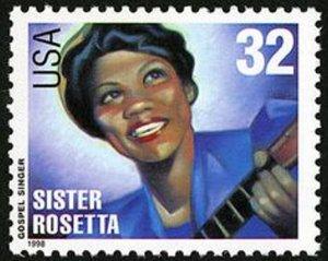SISTER ROSETA