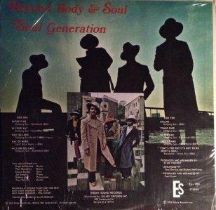 SOUL GENERATION 1972 B