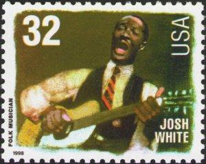 WHITE JOSH