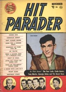 1956 09 HIT PARADER