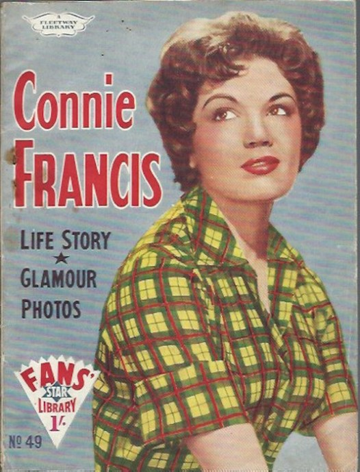 1960 CONNIE FRANCIS