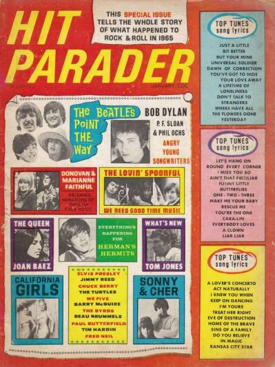 1966 01 HIT PARADER