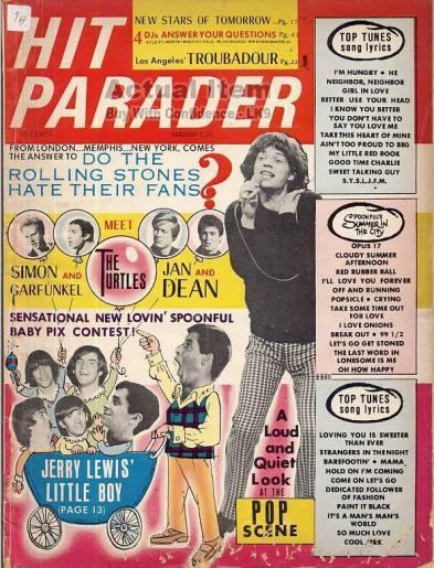 1966 08 HIT PARADER