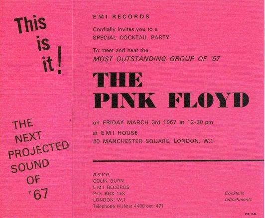 1967 03-03 PINK FLOYD