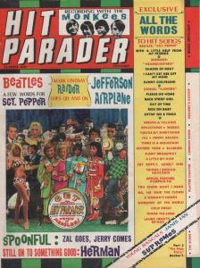 1967 11 HIT PARADER