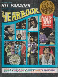 1967 YEARBOOK HIT PARADER