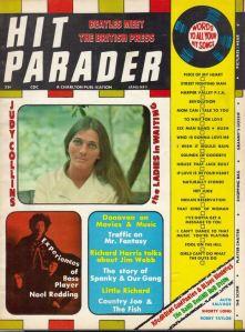 1969 01 HIT PARADER