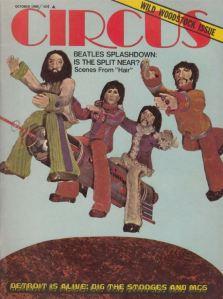 1969 10 CIRCUS