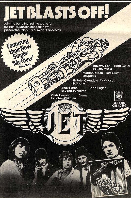 1975 JET