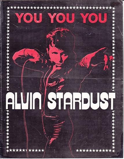 ALVIN STARDUST 1974