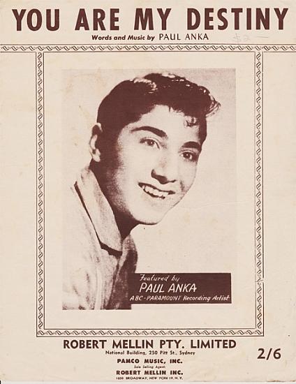 ANKA PAUL1958