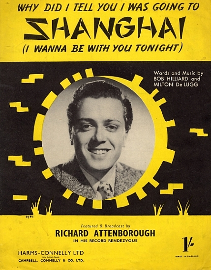 ATTENBOROUGH RICHARD 1951