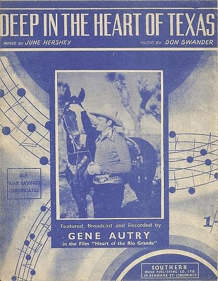 AUTRY GENE 1941
