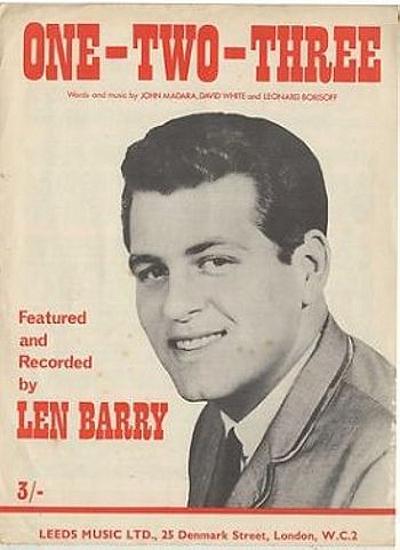 BARRY LEN 1965