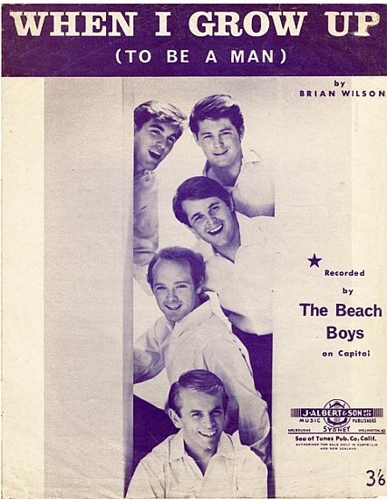 BEACH BOYS 1964