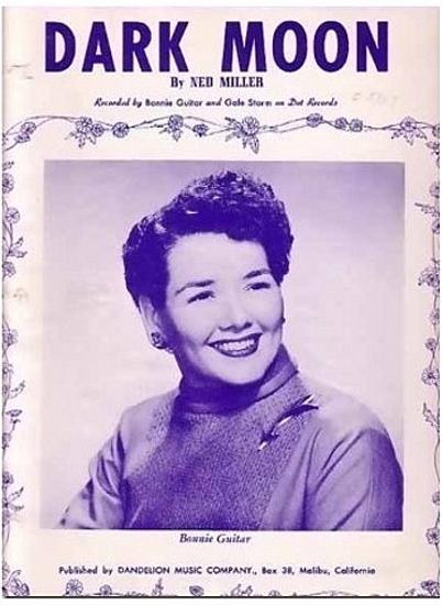 BONNIE GUITAR 1957