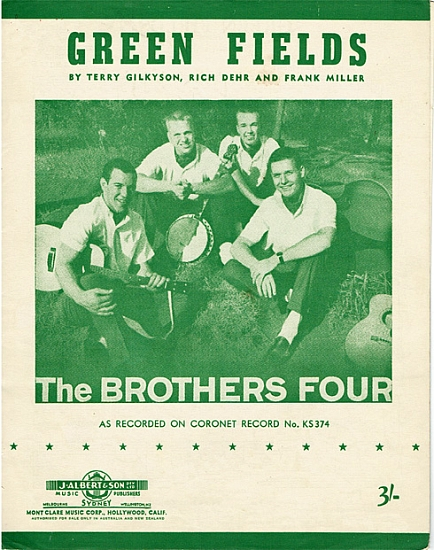 BROTHERS FOUR 1960