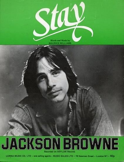 BROWNE JACKSON 1978