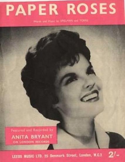 BRYANT ANITA 1960