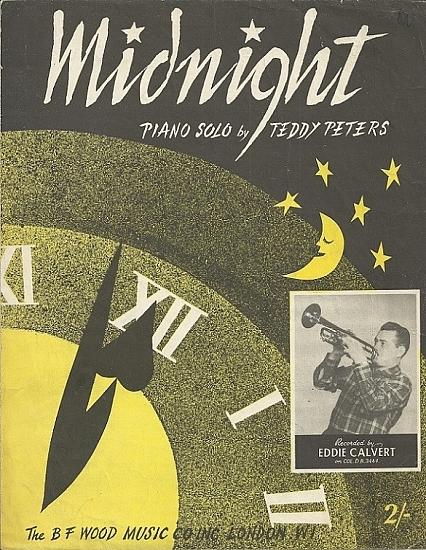 CALVERT EDDIE 1954