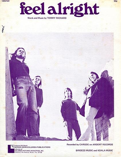 CARGO 1972