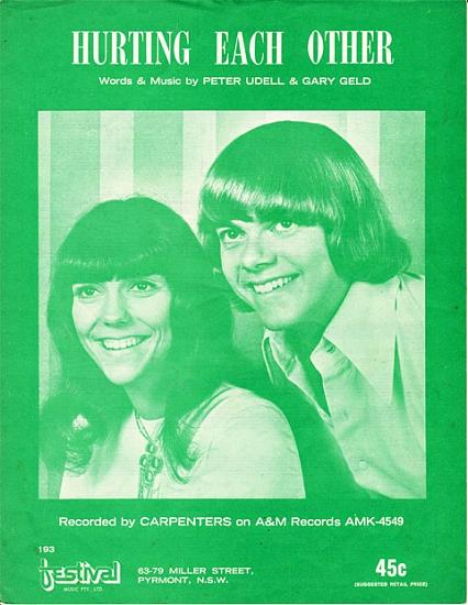 CARPENTERS 1972