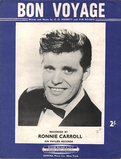 CARROLL RONNIE 1957