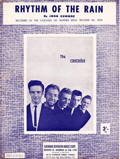 CASCADES 1963