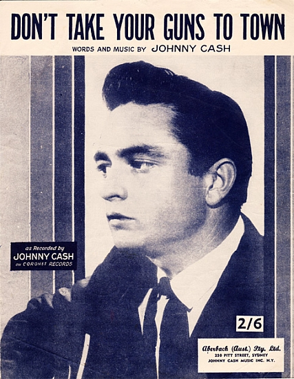 CASH JOHNNY 1959