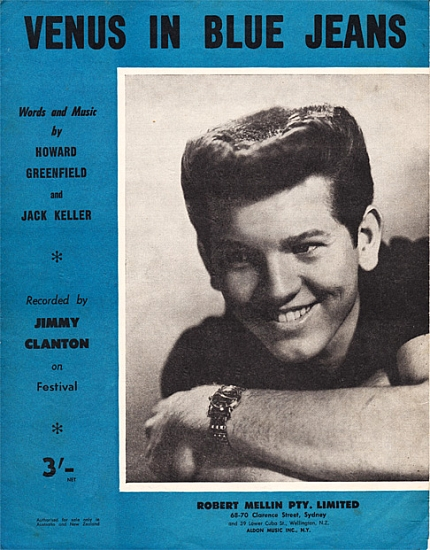 CLANTON JIMMY 1962