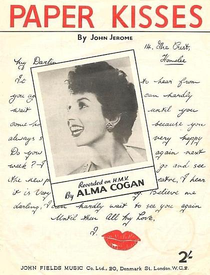 COGAN ALMA 1955
