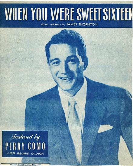 COMO PERRY 1949