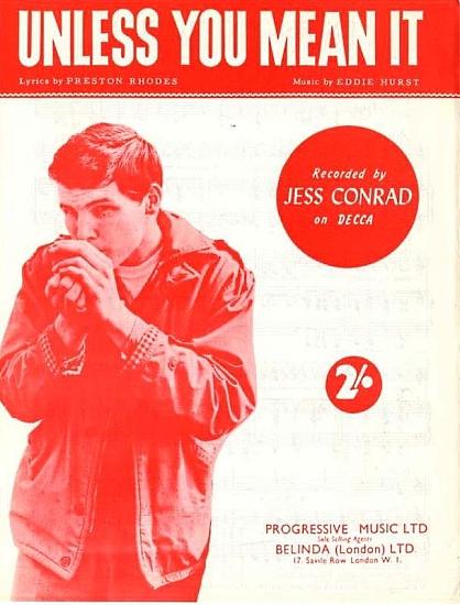 CONRAD JESS 1960