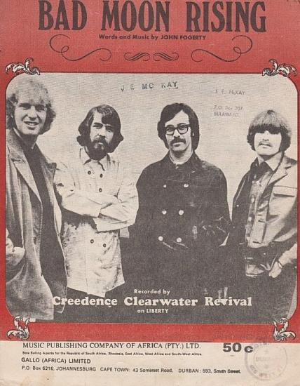 CREEDANCE 1969