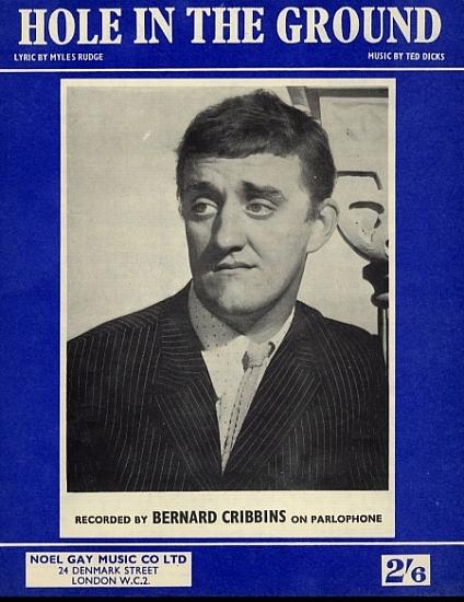 CRIBBINS BERNARD 1962