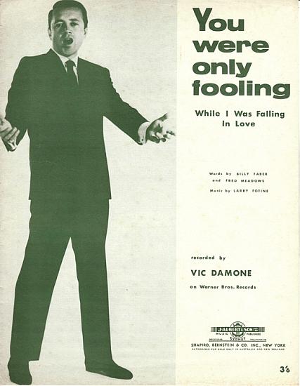 DAMONE VIC 1965