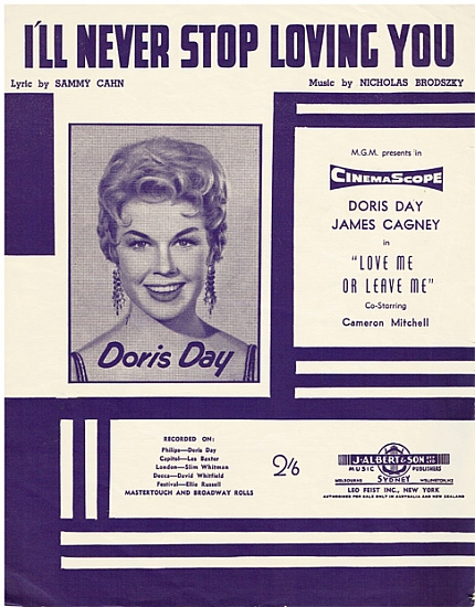 DAY DORIS 1955