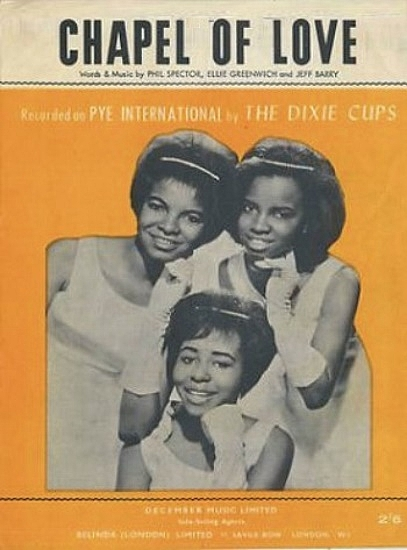 DIXIE CUPS 1964