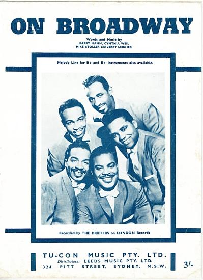 DRIFTERS 1963