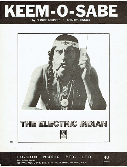 ELECTRIC INDIAN 1969