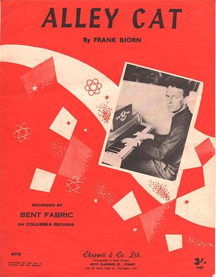 FABRIC BENT 1962