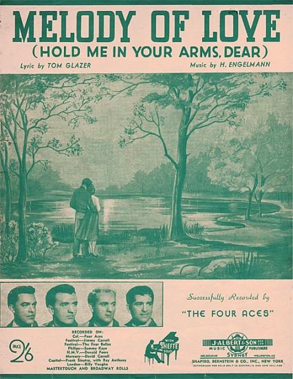 FOUR ACES 1955