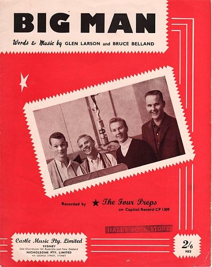 FOUR PREPS 1958
