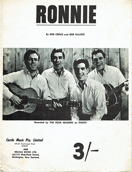 FOUR SEASONS 1964