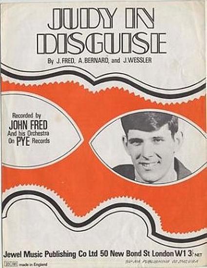 FRED JOHN 1968