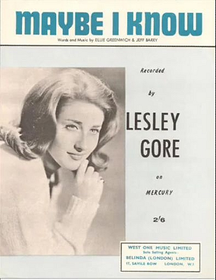 GORE LESLEY 1964